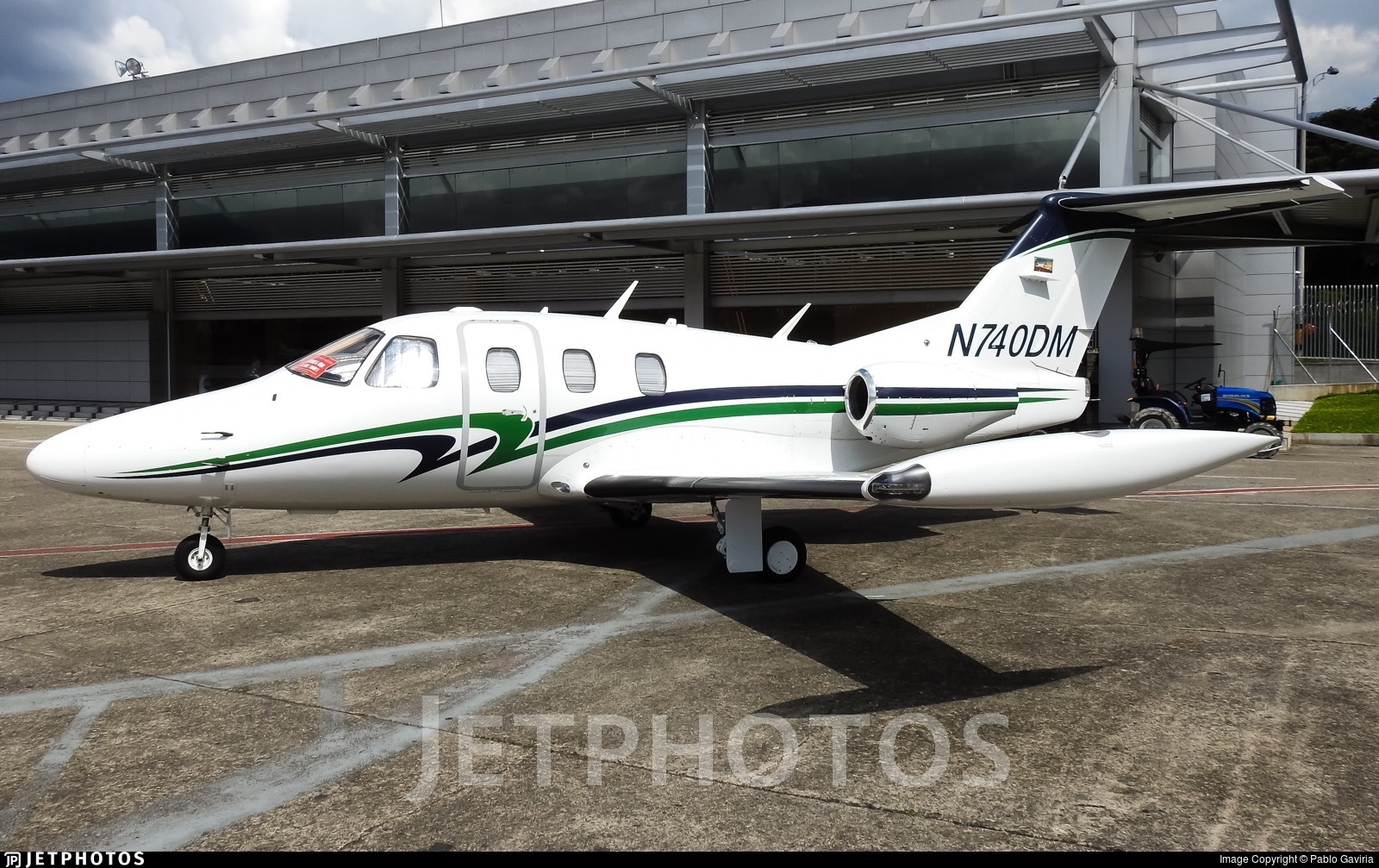 N740DM - Eclipse Aviation Eclipse 500 - Private