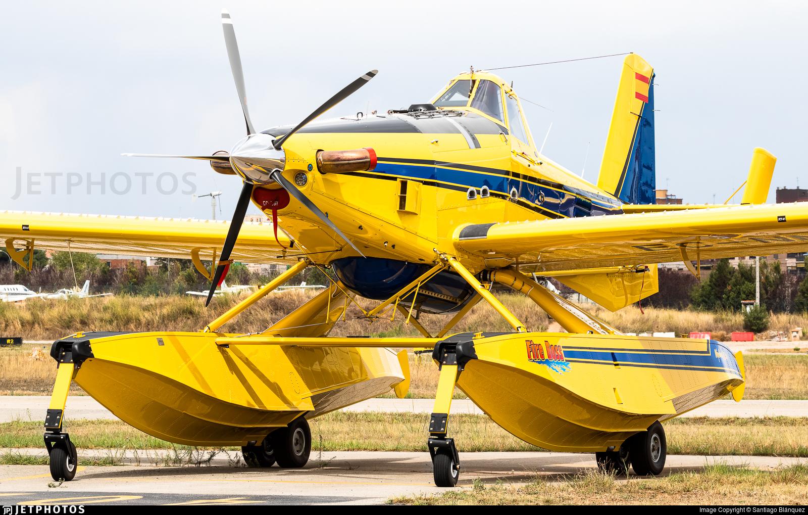 EC-NNC - Air Tractor AT-802A Fire Boss - Pegasus Aviación