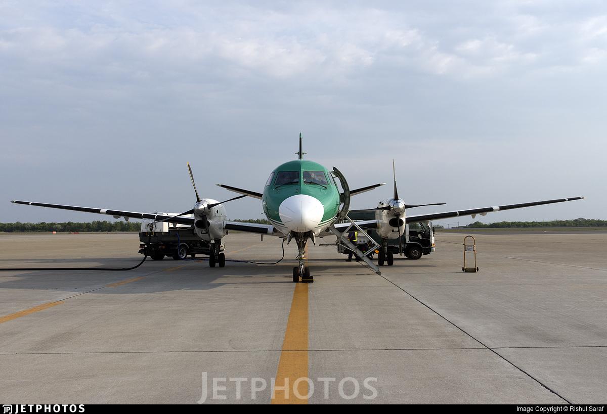 JA01HC - Saab 340B - Hokkaido Air System (HAC)