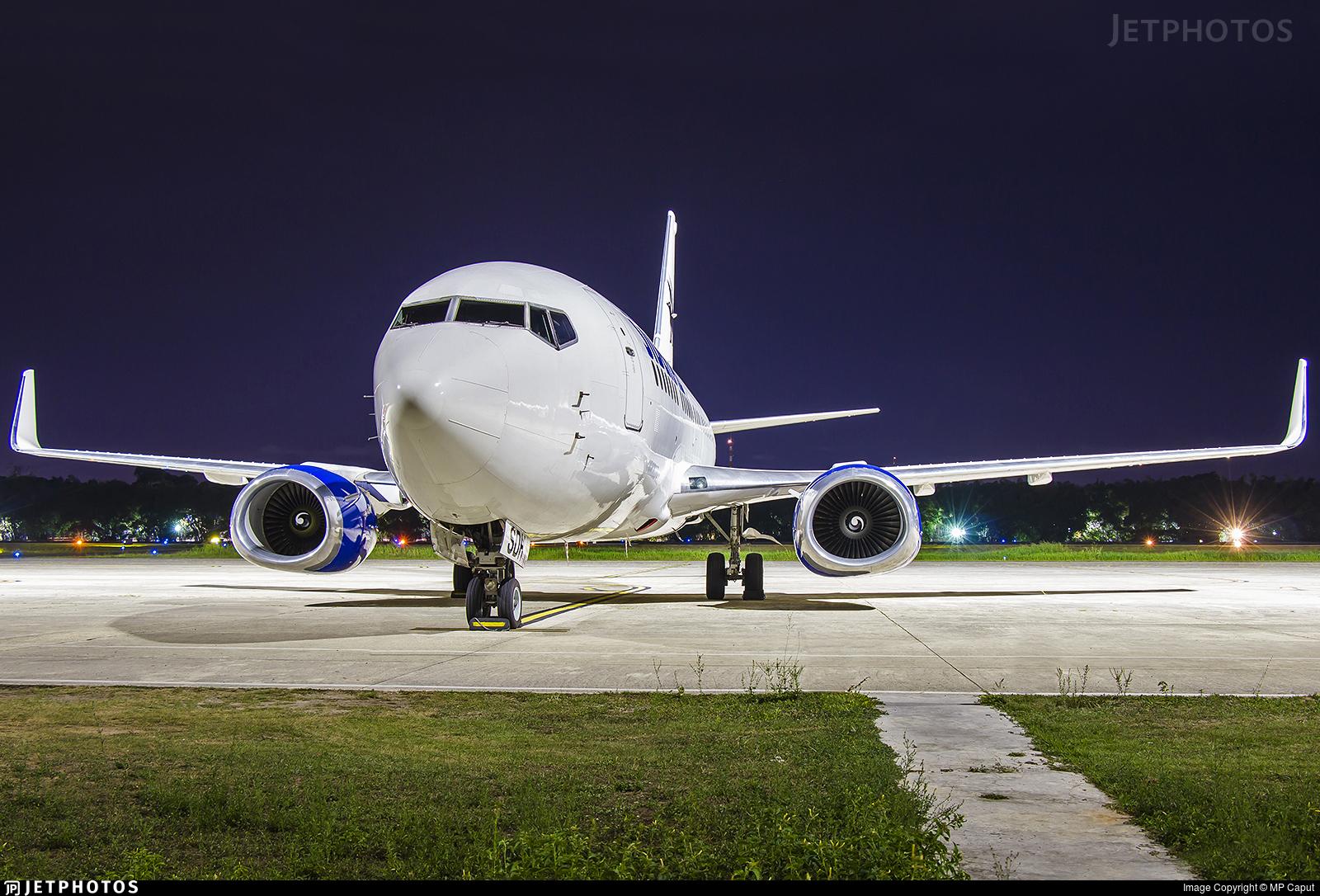 PR-SDH - Boeing 737-55D - Sideral Linhas Aéreas