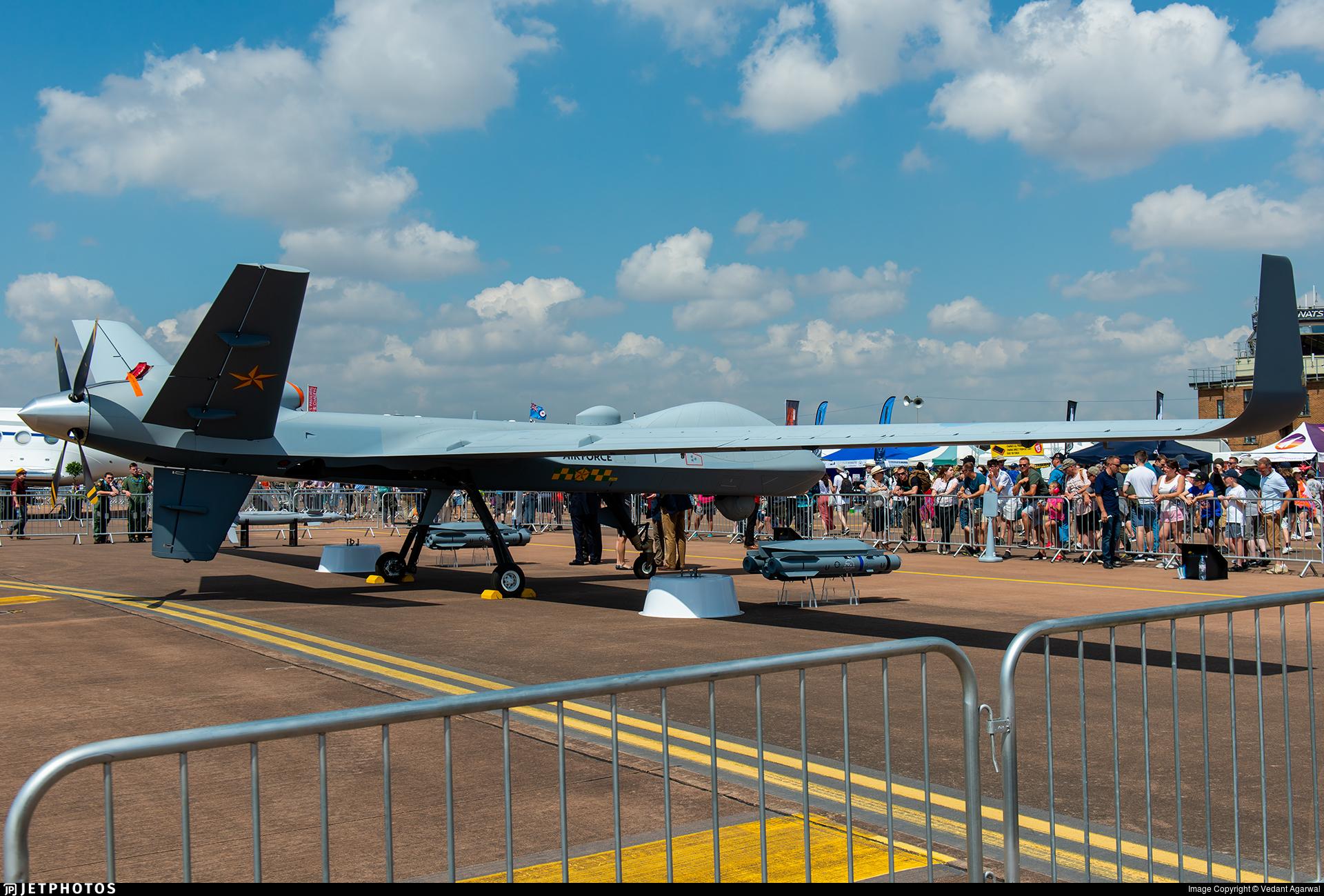 N190TC - GAAS MQ-9B Guardian - General Atomics Aeronautical Systems