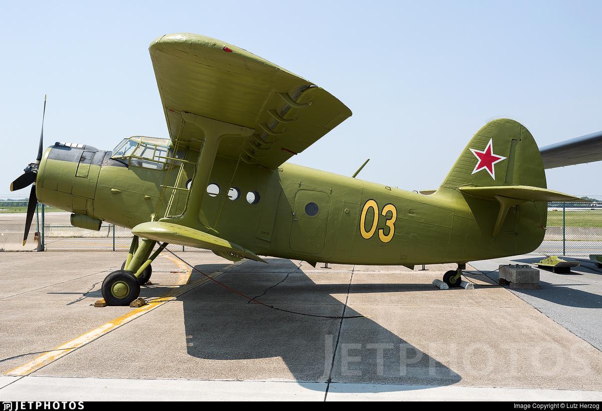 03 - Antonov An-2 - Russia - Air Force