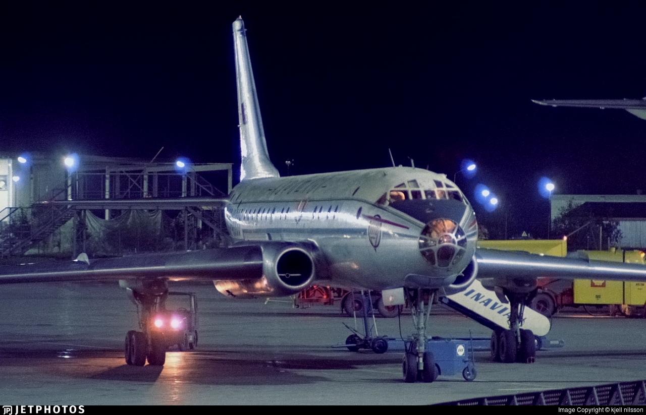 CCCP-42395 - Tupolev Tu-104A - Aeroflot