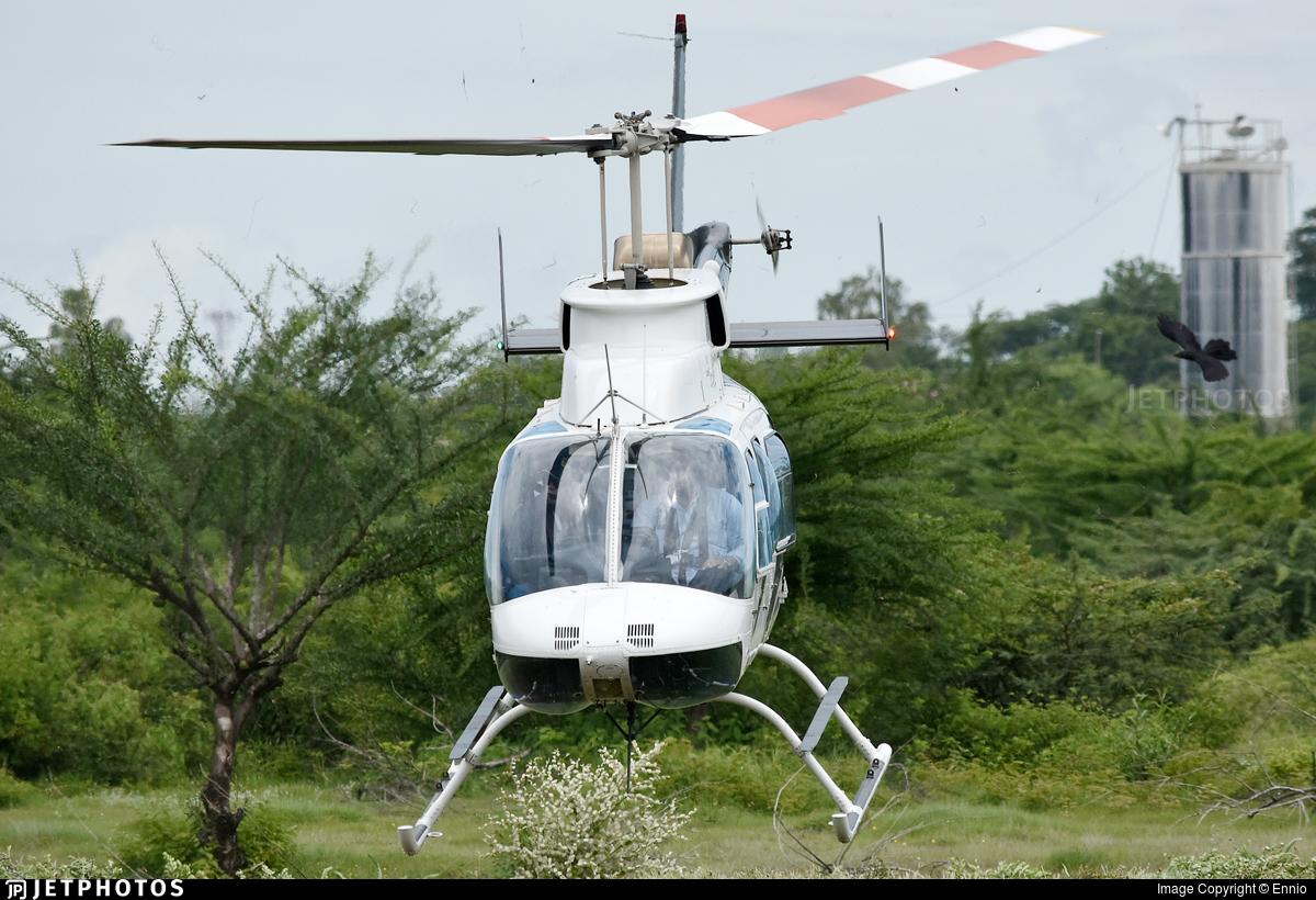 HR-AUM - Bell 206L-4 Long Ranger IV - Private