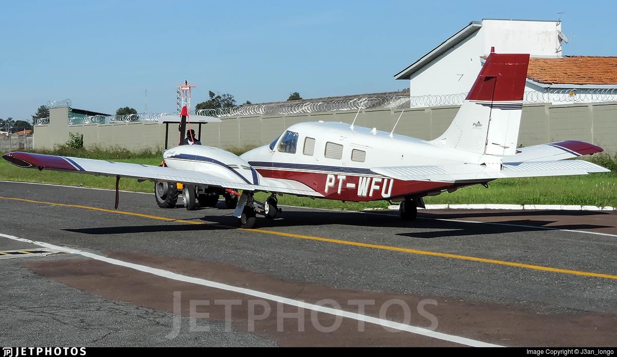 PT-WFU - Piper PA-34-220T Seneca IV - Private