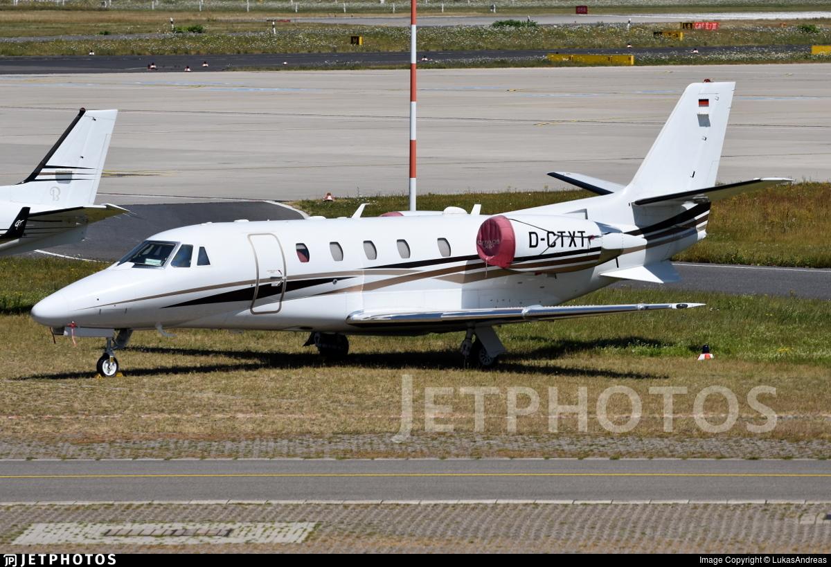 D-CTXT - Cessna 560XL Citation XLS - Private