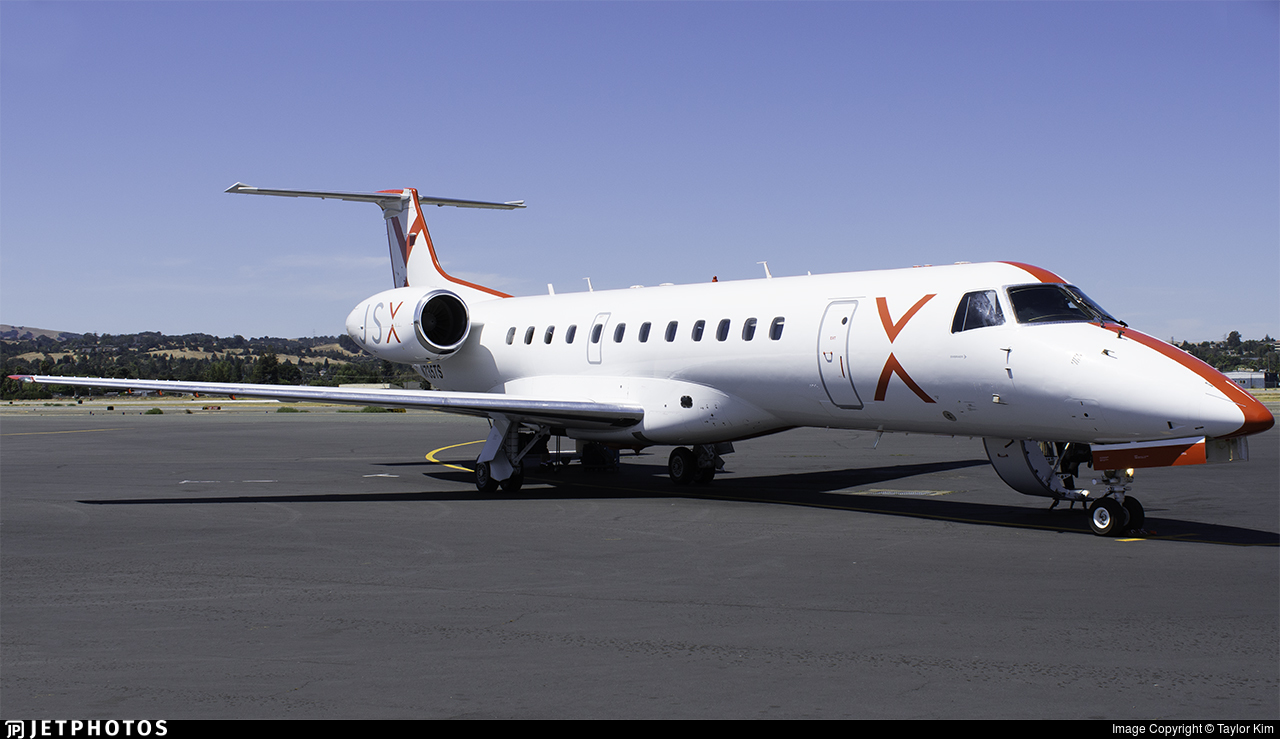 N735TS - Embraer ERJ-135LR - JetSuiteX