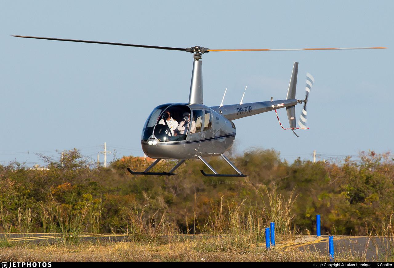 PR-PIR - Robinson R44 Raven II - Private