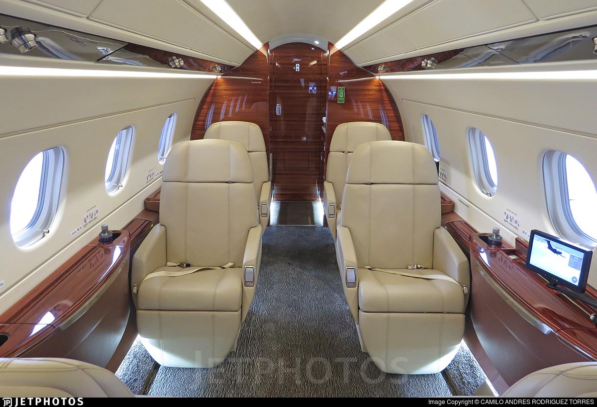 N634EE - Embraer EMB-545 Legacy 450  - Embraer