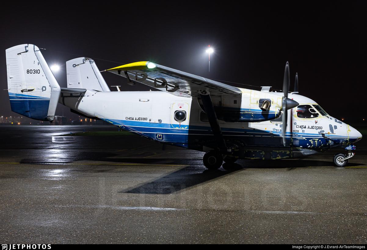 08-0310 - PZL-Mielec C-145A Combat Coyote - United States - US Air Force (USAF)