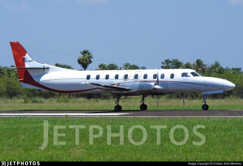 LV-BGH - Fairchild SA227-AC Metro III - Flying America