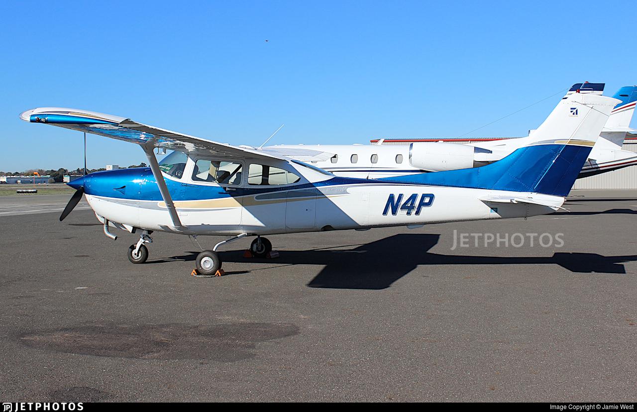 N4P - Cessna TR182 Turbo Skylane RG - Private