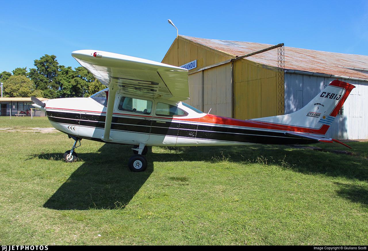 CX-BIJ - Cessna 182L Skylane - Private