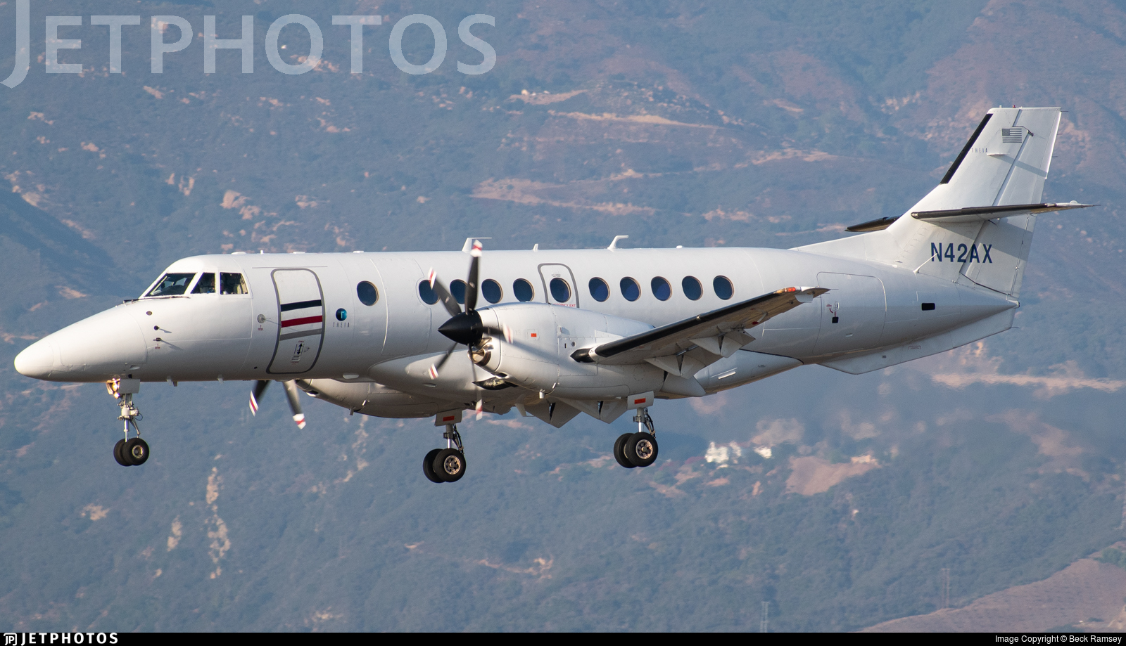 N42AX - British Aerospace Jetstream 41 - Private