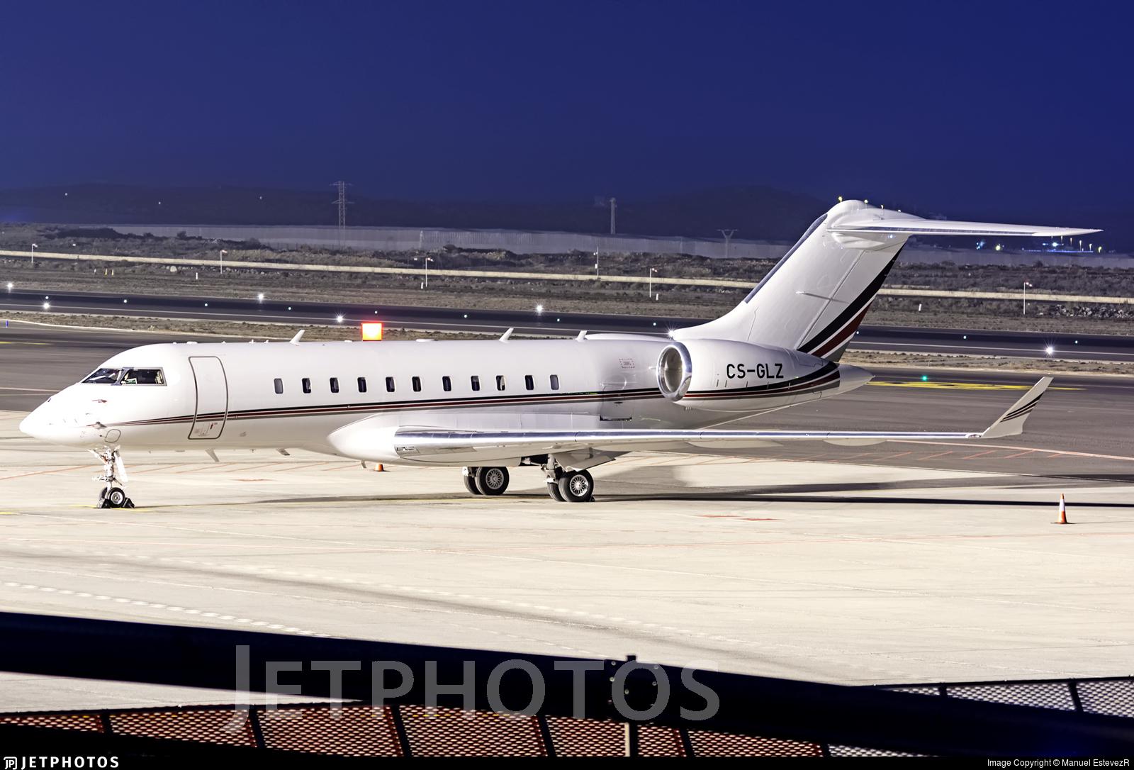 CS-GLZ - Bombardier BD-700-1A11 Global 5000 - NetJets Europe