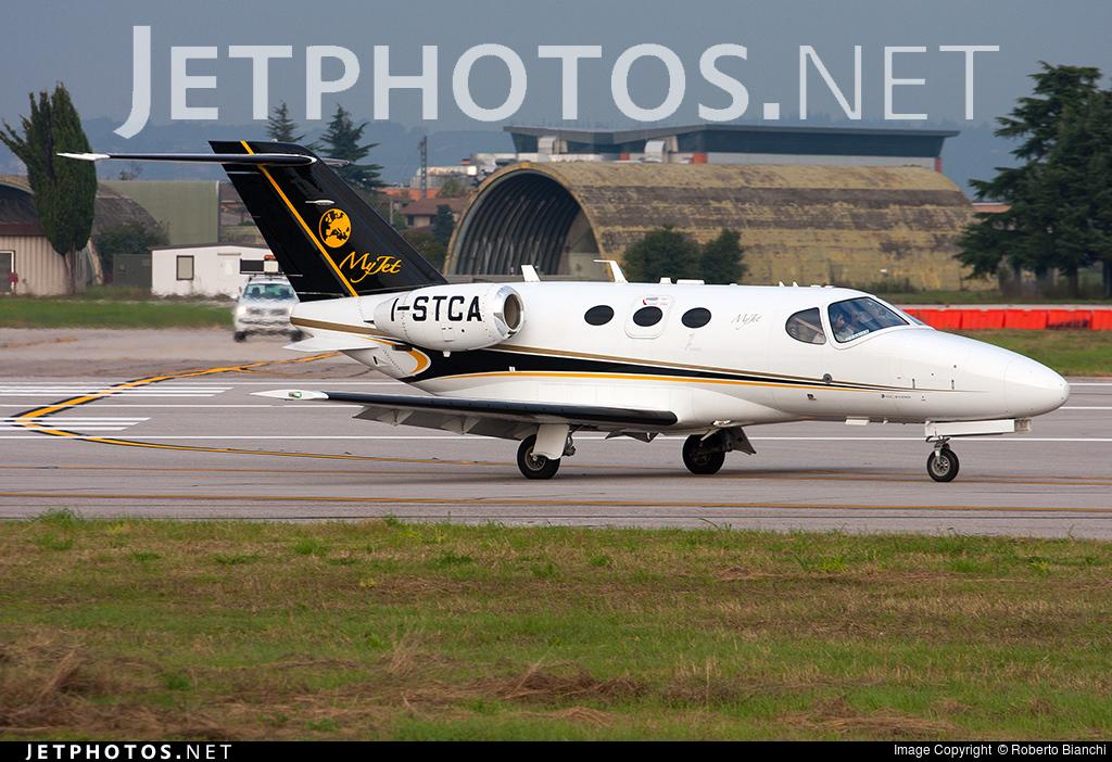 I-STCA - Cessna 510 Citation Mustang - MyJet