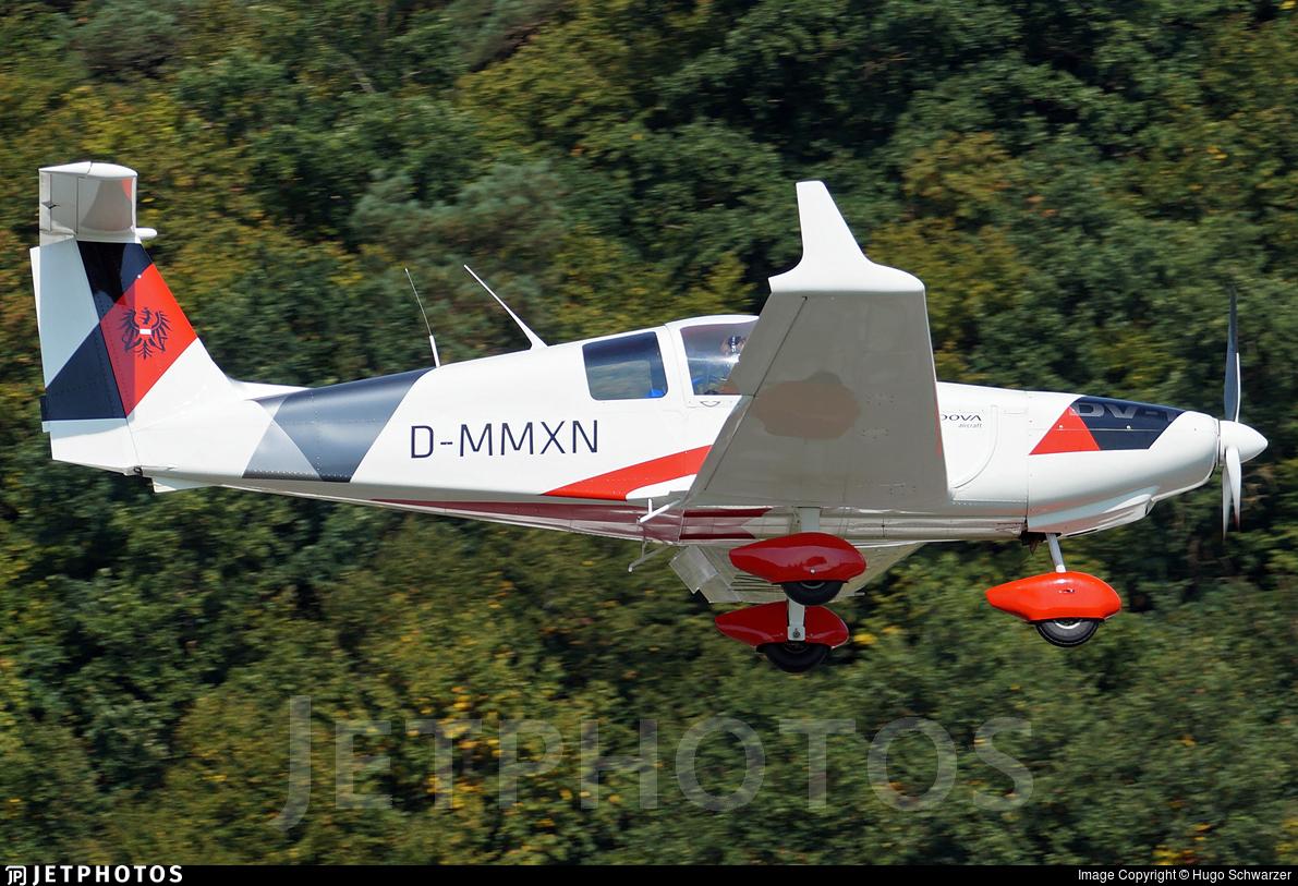 D-MMXN - Dova DV-1 Skylark - Private