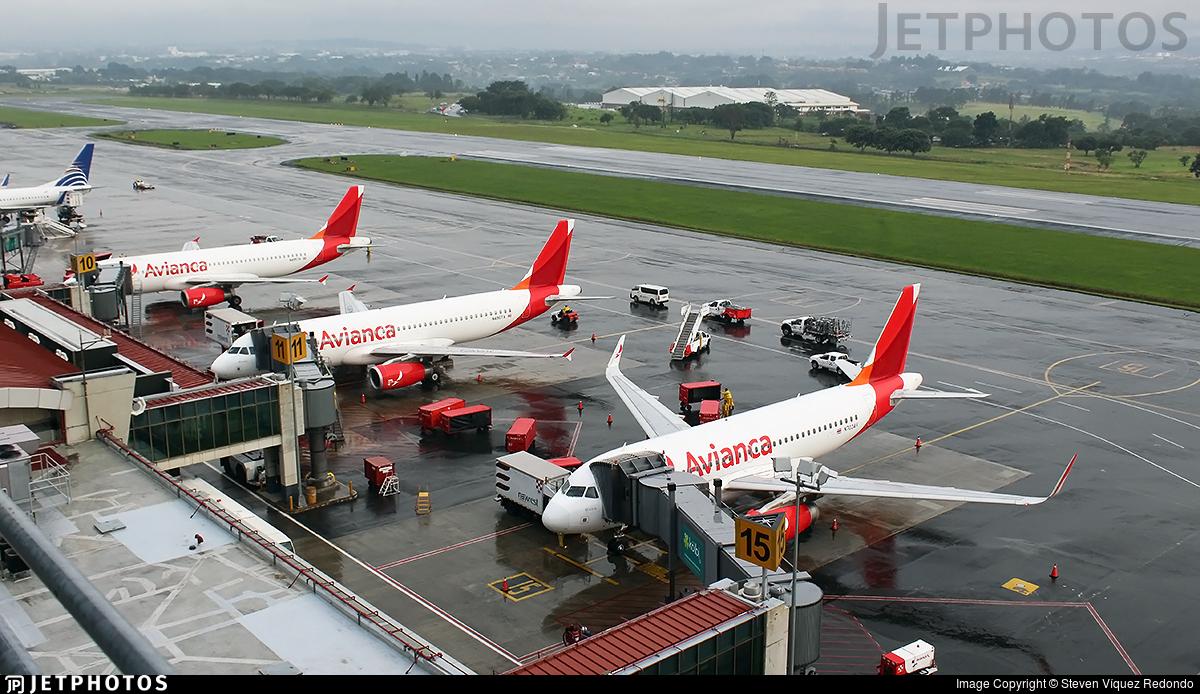 MROC - Airport - Ramp