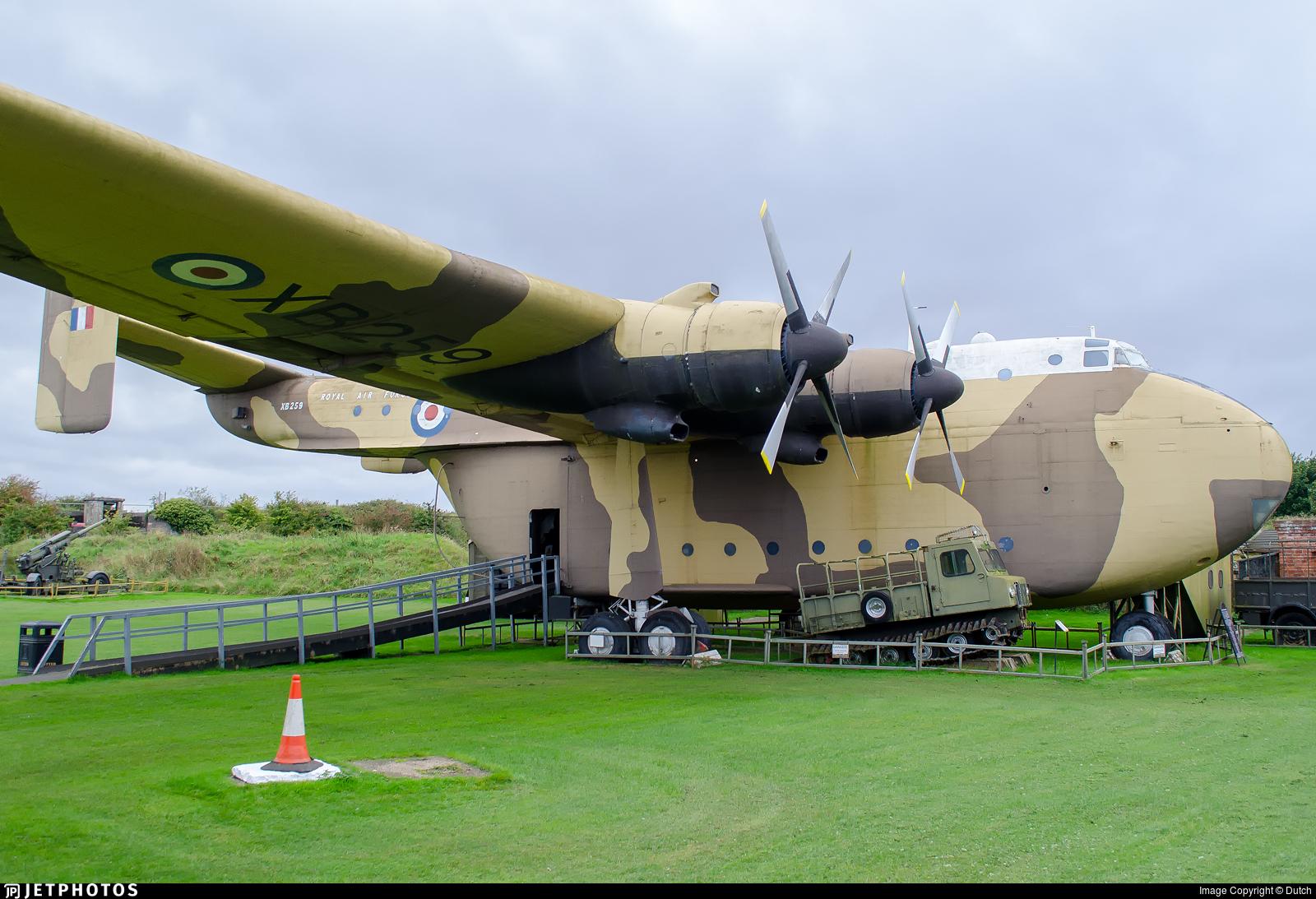 Beverley aircraft