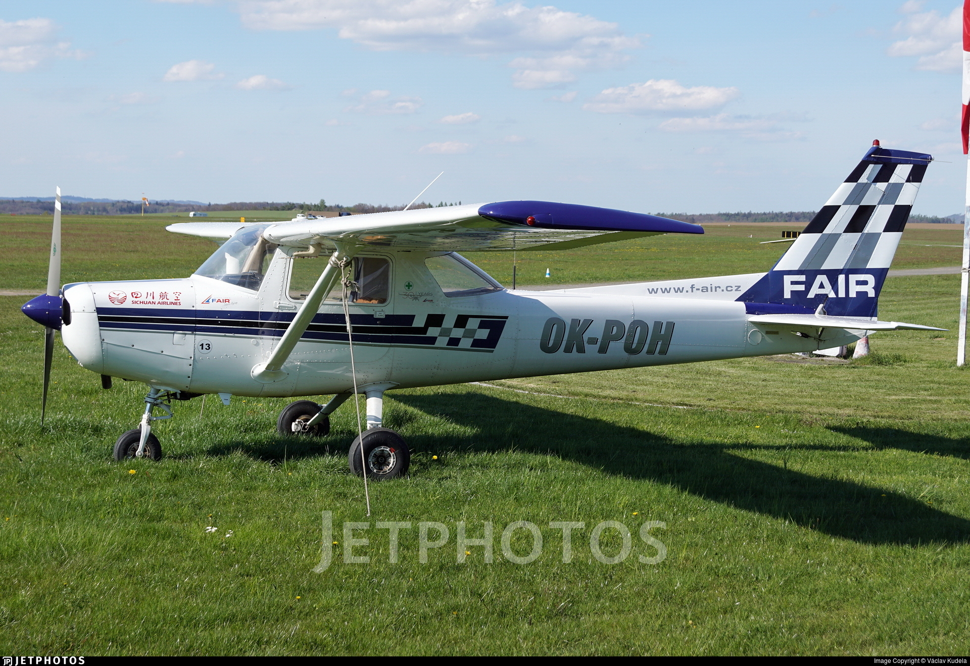 OK-POH - Reims-Cessna F152 - F Air