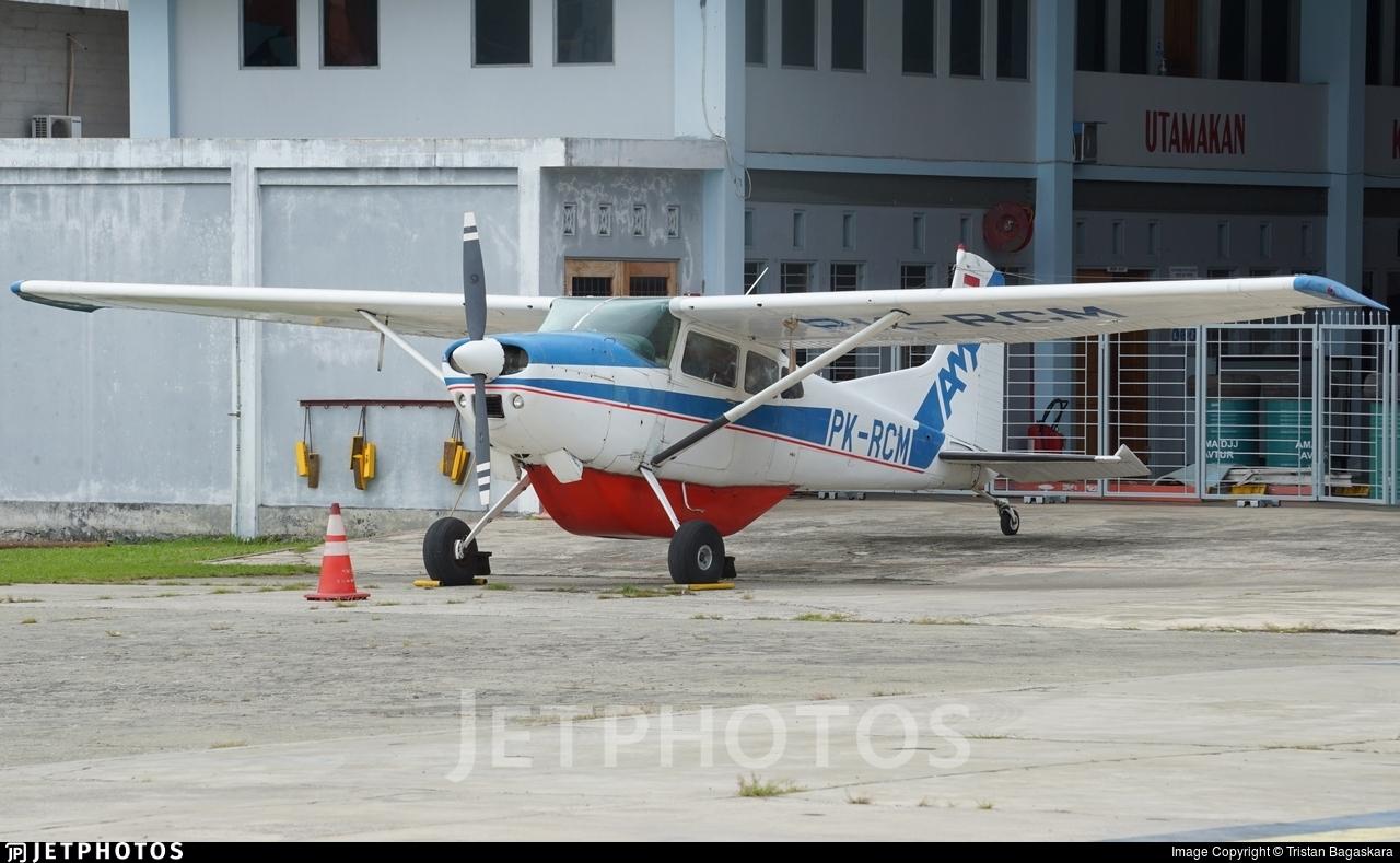 PK-RCM - Cessna 185 Skywagon - Associated Mission Aviation