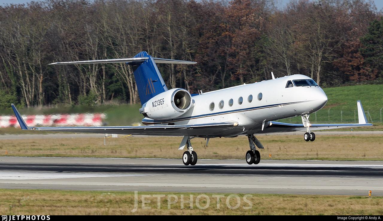 N213EF - Gulfstream G-IV - Elite Aero Group