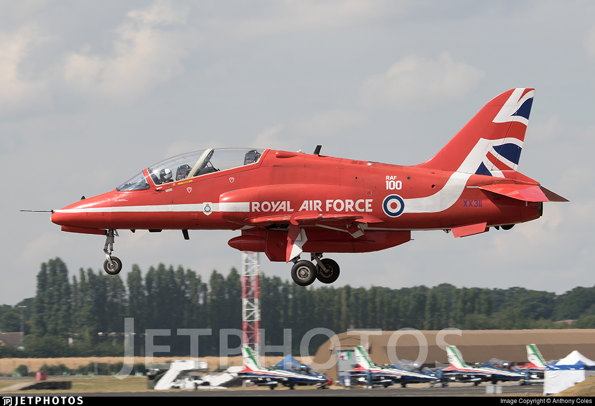 XX311 - British Aerospace Hawk T.1W - United Kingdom - Royal Air Force (RAF)