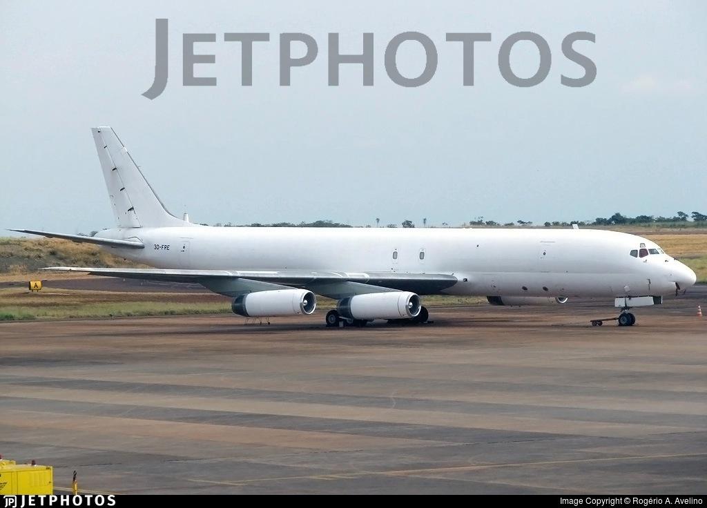 3D-FRE - Douglas DC-8-62H(F) - Untitled