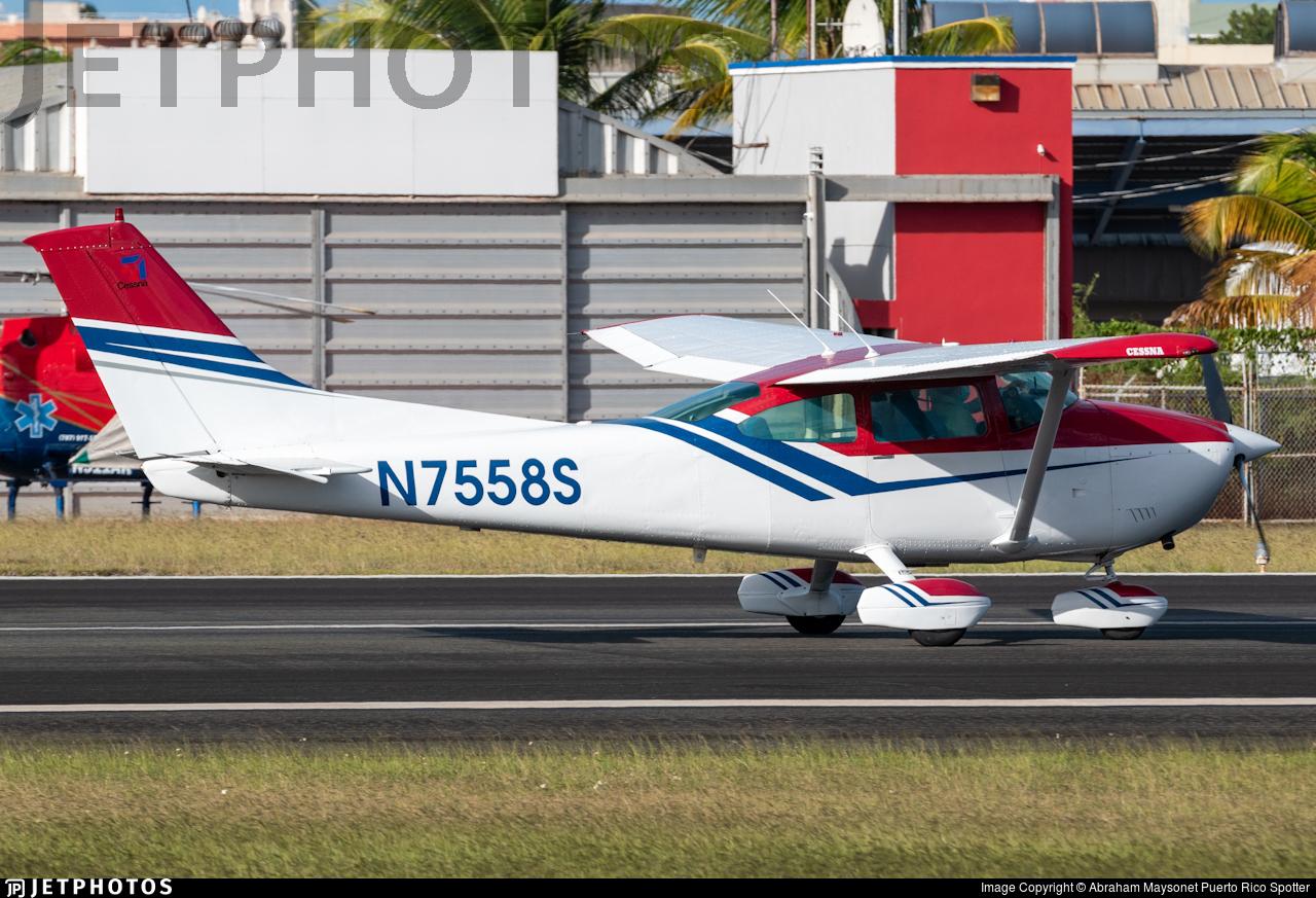 N7558S - Cessna 182Q Skylane - Private
