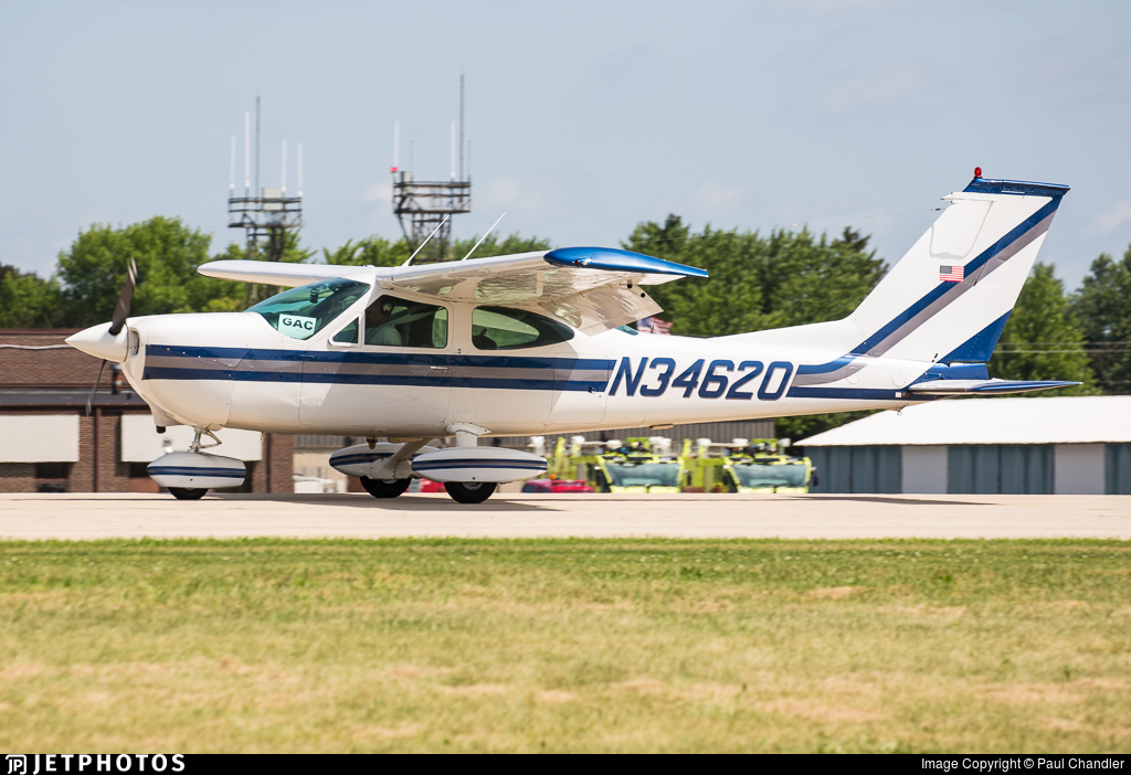 N34620 - Cessna 177B Cardinal - Private