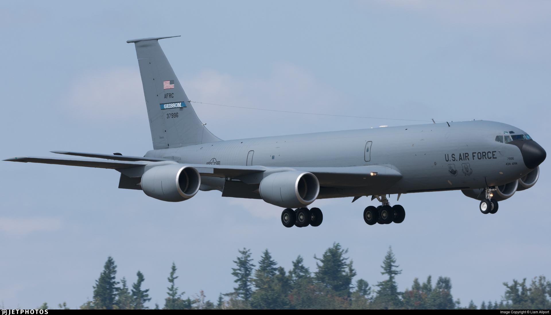63-7996 - Boeing KC-135R Stratotanker - United States - US Air Force (USAF)