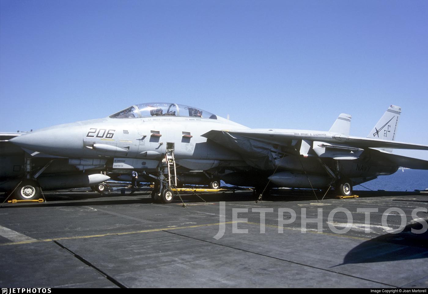160900 - Grumman F-14A Tomcat - United States - US Navy (USN)