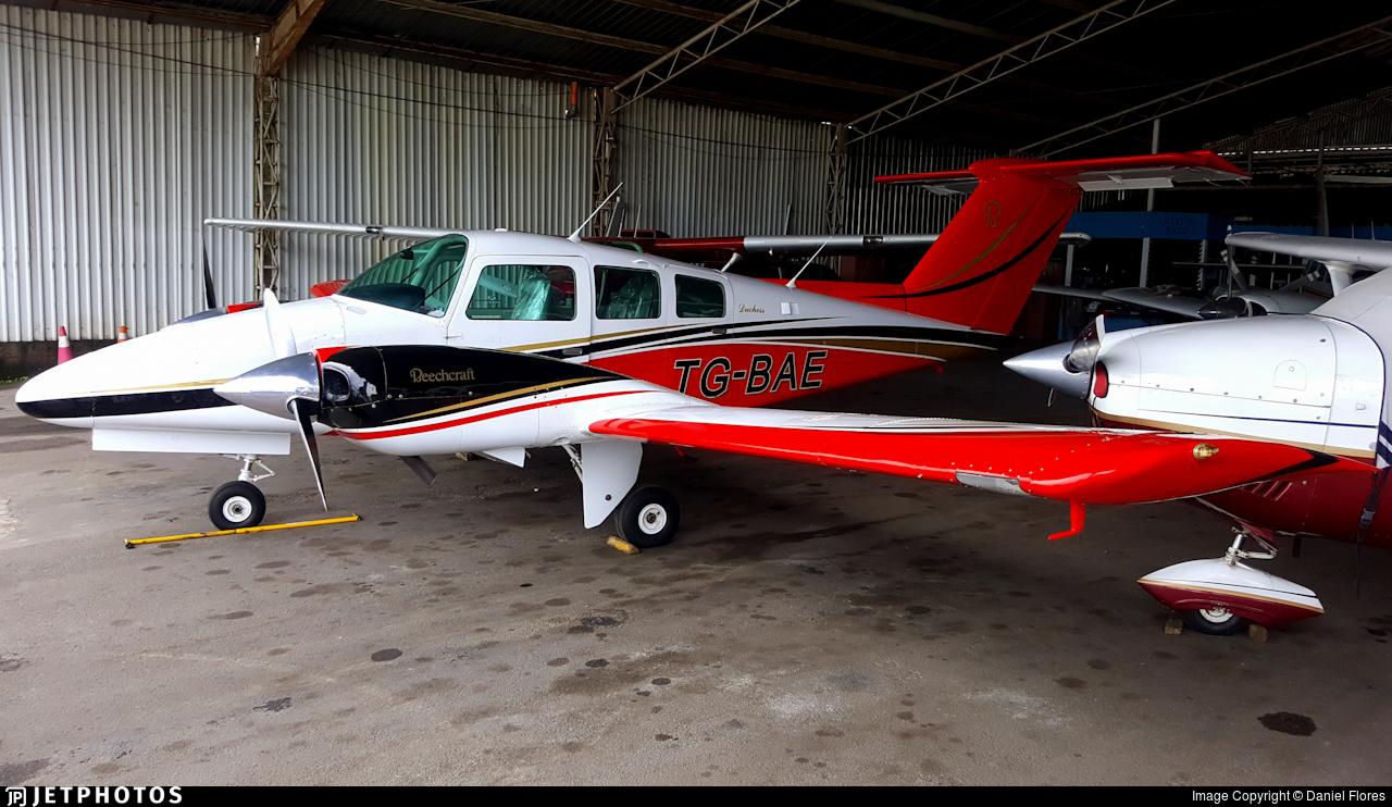 TG-BAE - Beechcraft 76 Duchess - Private