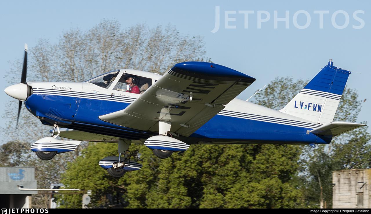 LV-FWN - Piper PA-28-180 Cherokee - Private