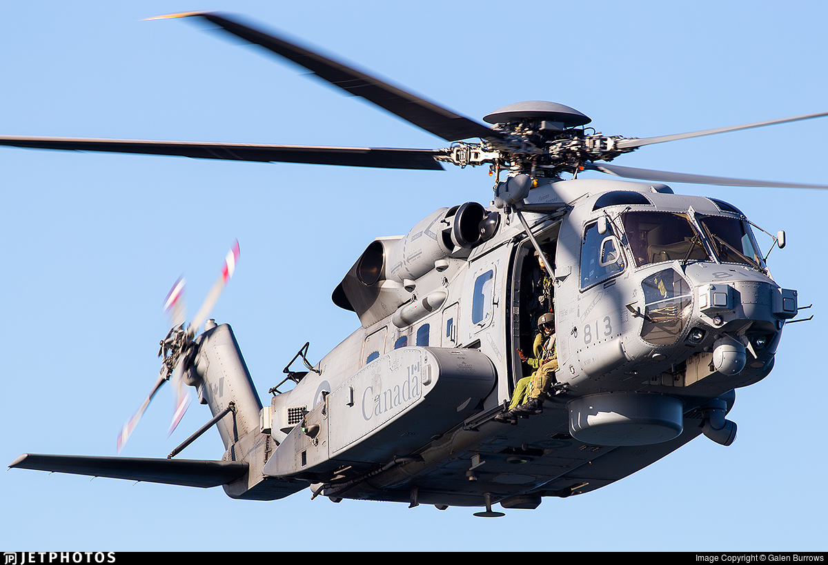 148813 - Sikorsky CH-148 Cyclone - Canada - Royal Canadian Air Force (RCAF)