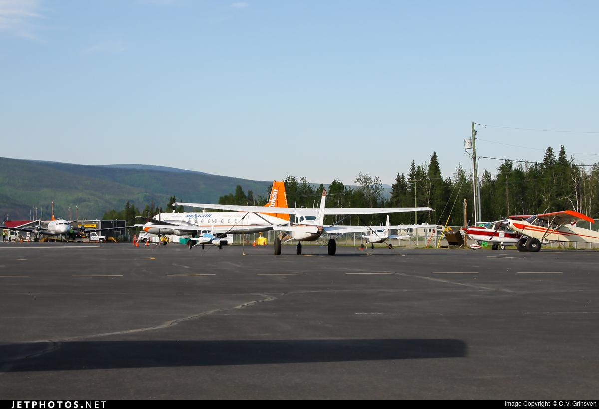CYDA - Airport - Ramp