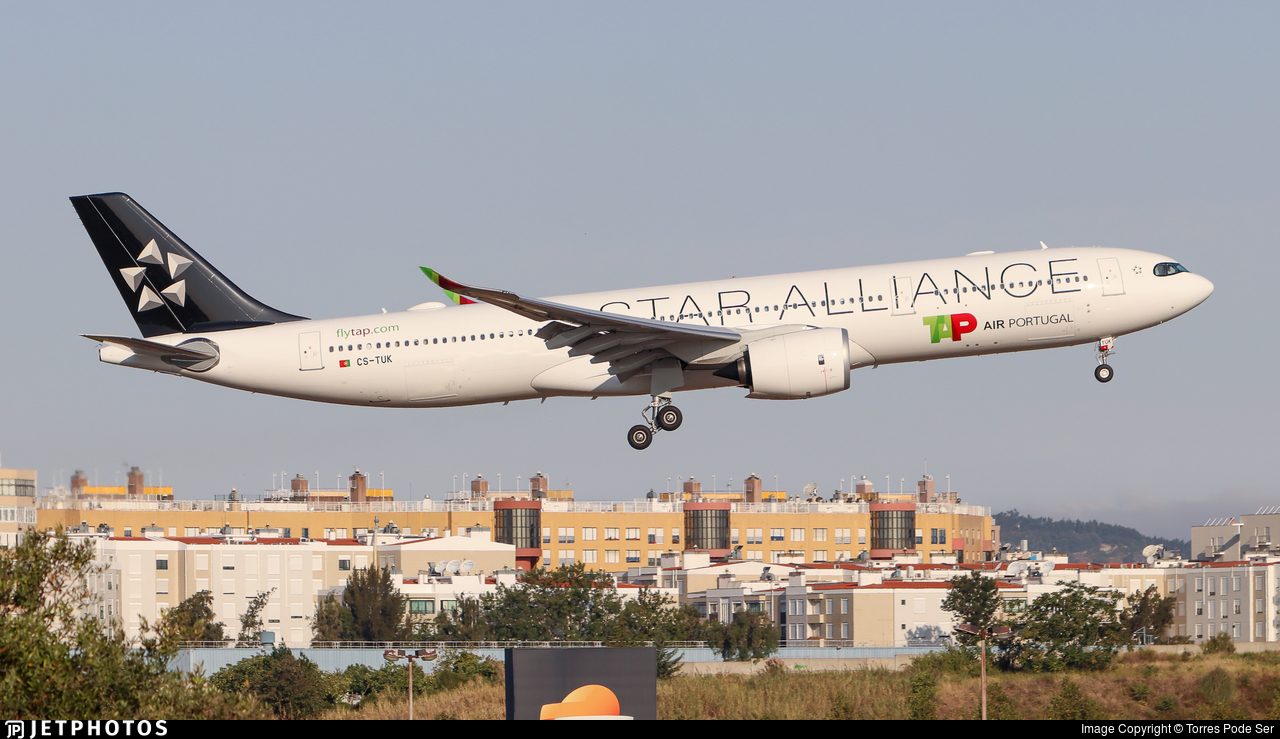 CS-TUK - Airbus A330-941 - TAP Air Portugal