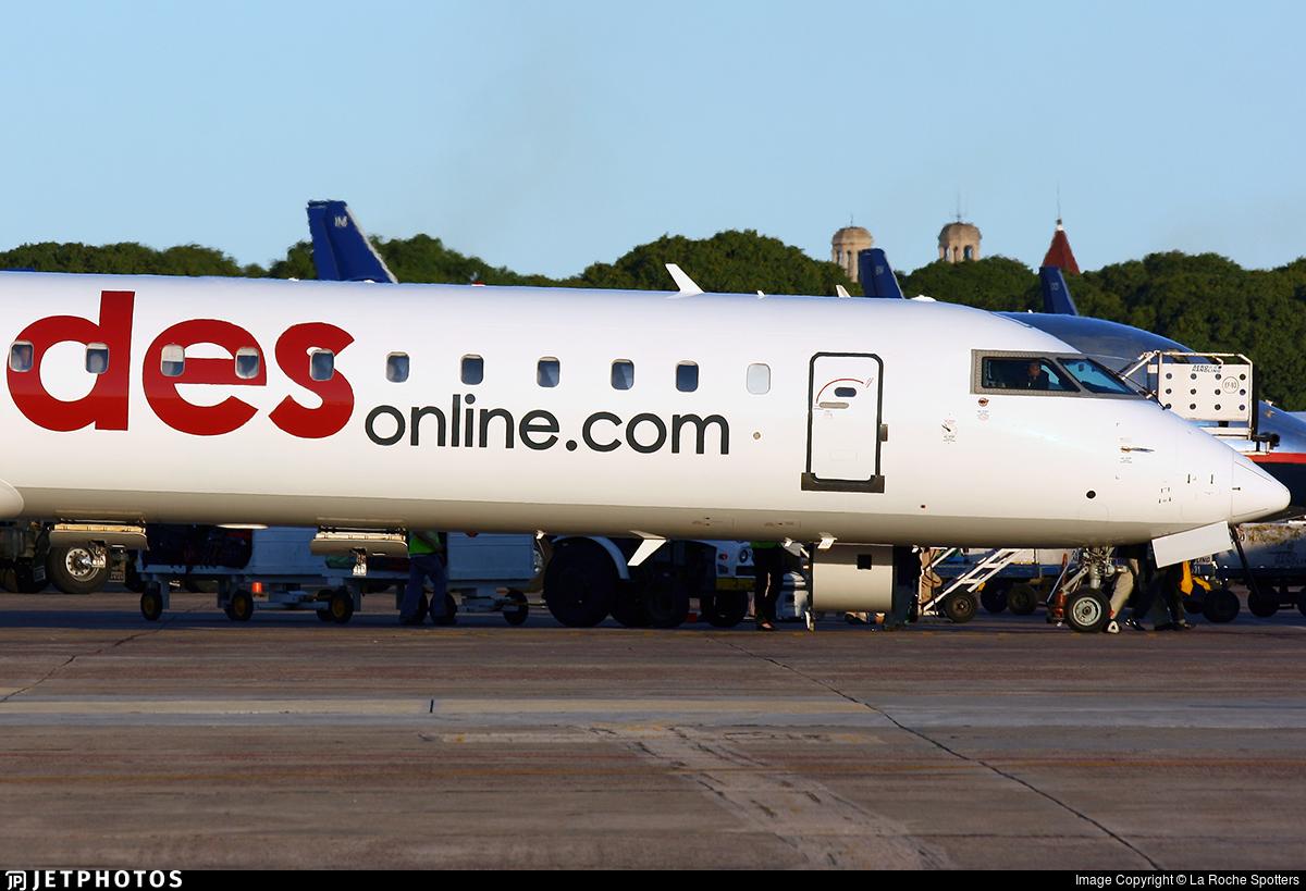 LV-CGW - Bombardier CRJ-900 - Andes L�neas A�reas