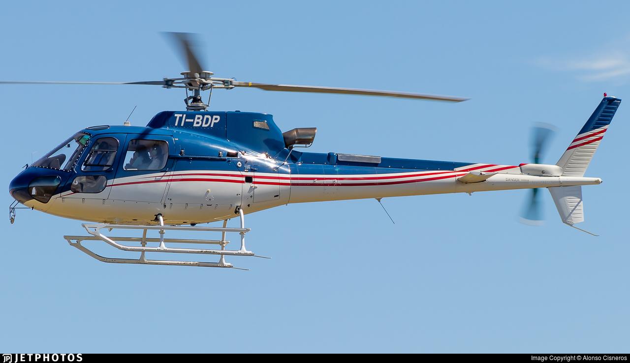 TI-BDP - Aérospatiale AS 350B3 Ecureuil - Sunquest Heli-Tours Costa Rica