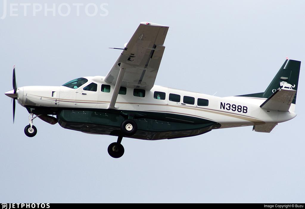 N398B - Cessna 208B Grand Caravan EX - Grumeti Air
