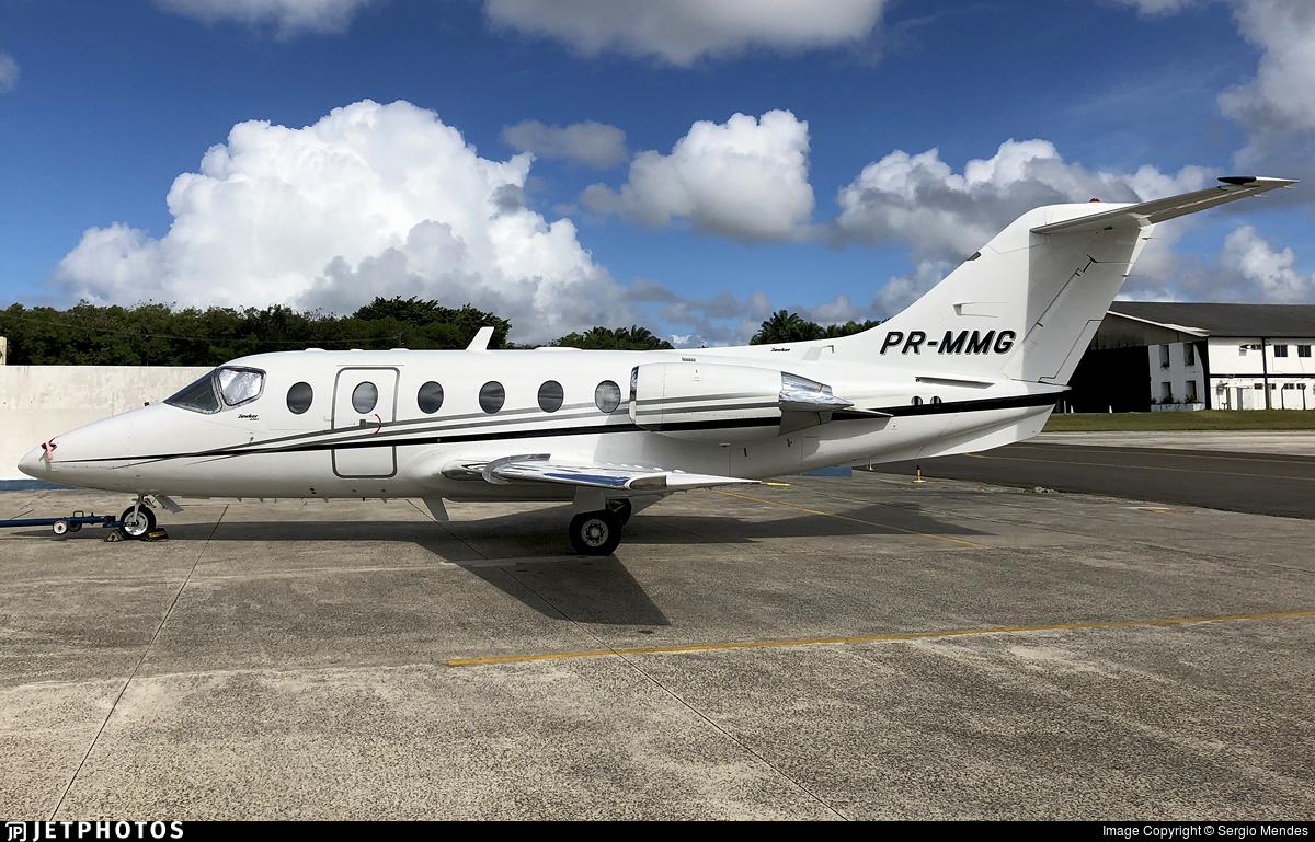 PR-MMG - Beechcraft 400A Beechjet - Private