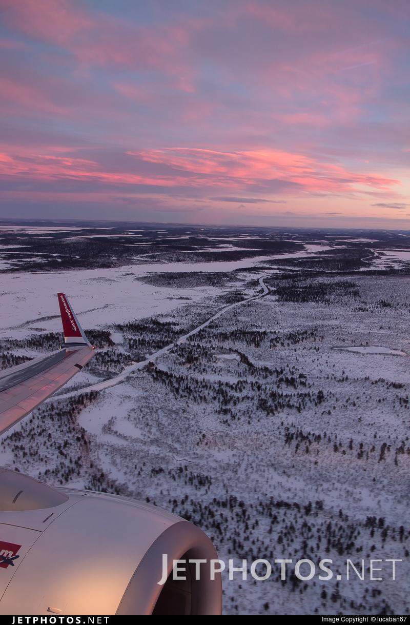 LN-NGQ - Boeing 737-8JP - Norwegian