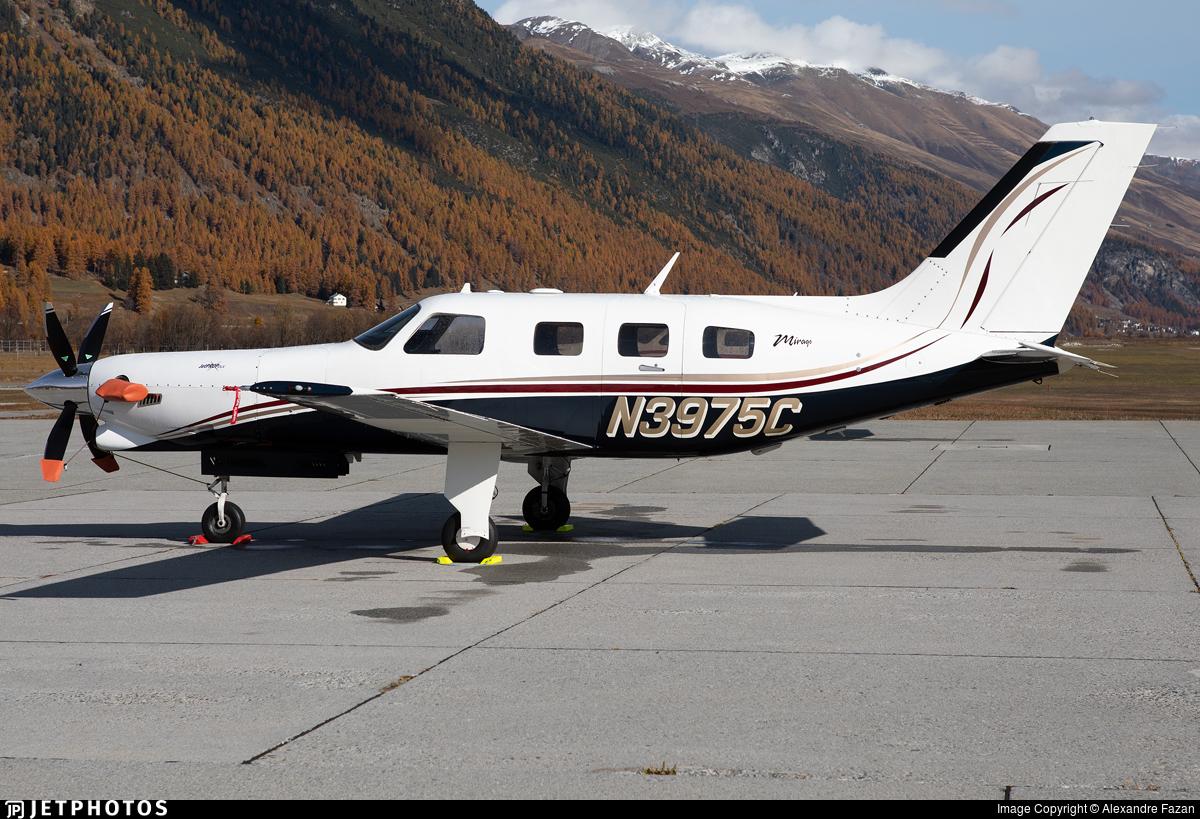 N3975C - Piper PA-46-350P Malibu Mirage/Jetprop DLX - Private