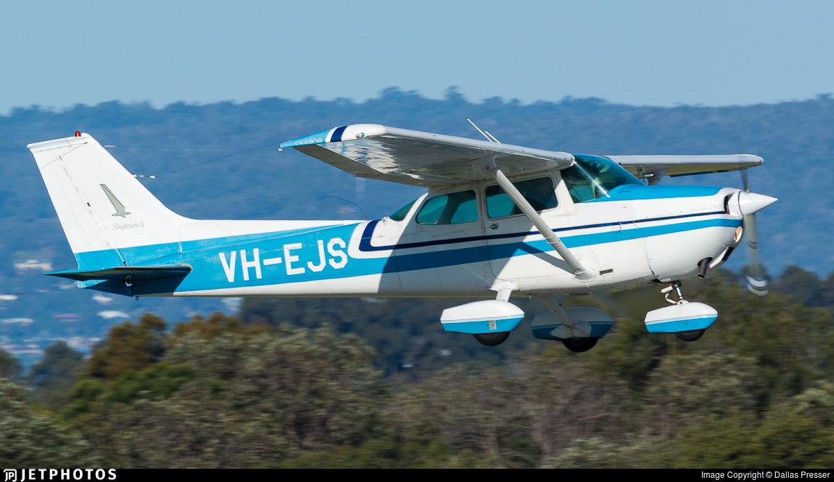 VH-EJS - Cessna 172M Skyhawk II - Private