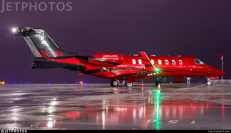 TC-RSB - Bombardier Learjet 45 - Redstar Aviation