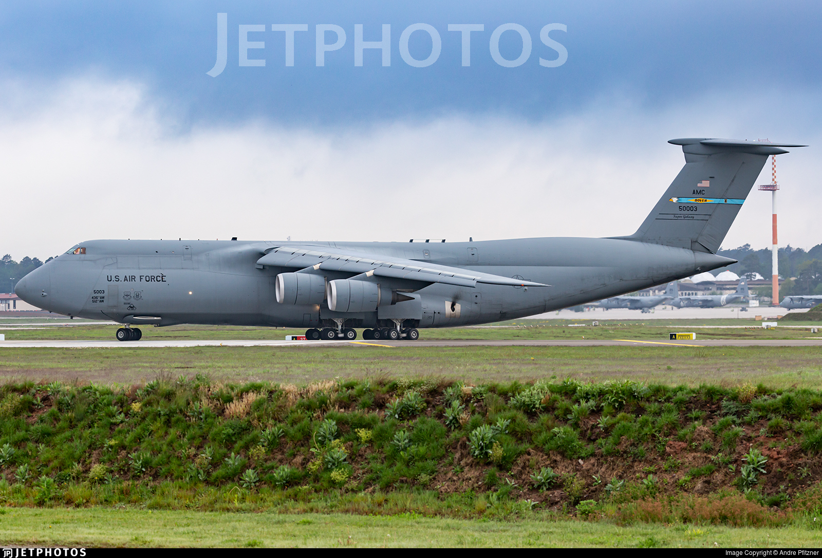 85-0003 - Lockheed C-5M Super Galaxy - United States - US Air Force (USAF)