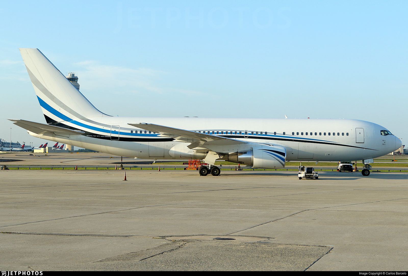 N767MW - Boeing 767-277 - Swift Air