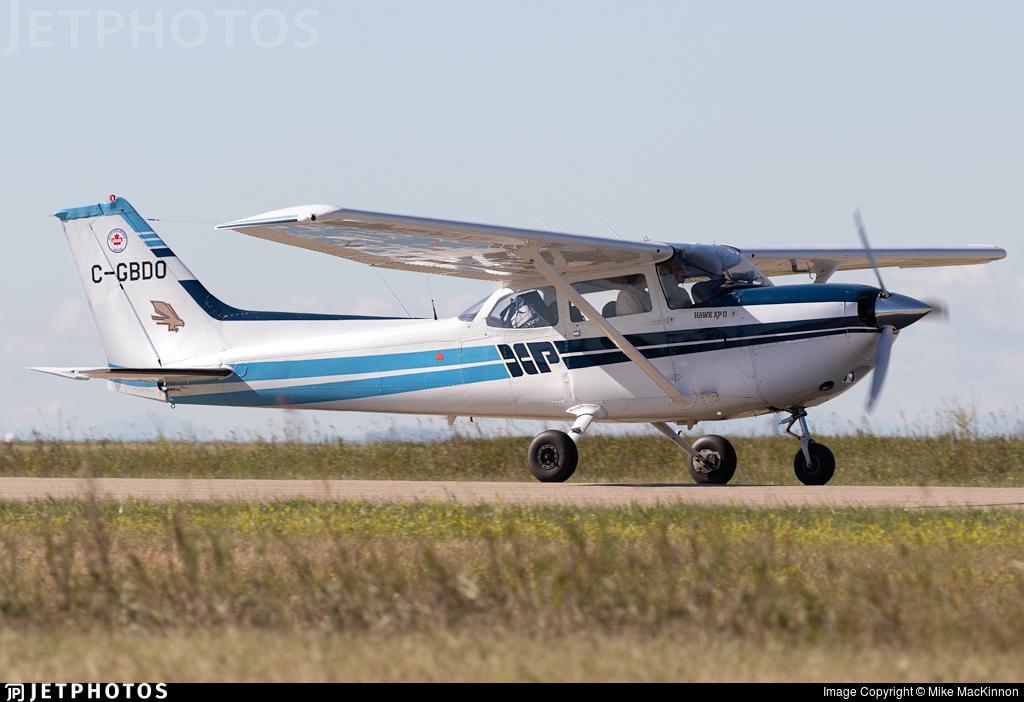 C-GBDO - Cessna R172K Hawk XP II - Private