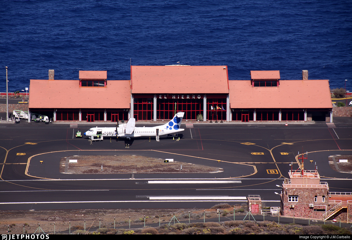 GCHI - Airport - Terminal