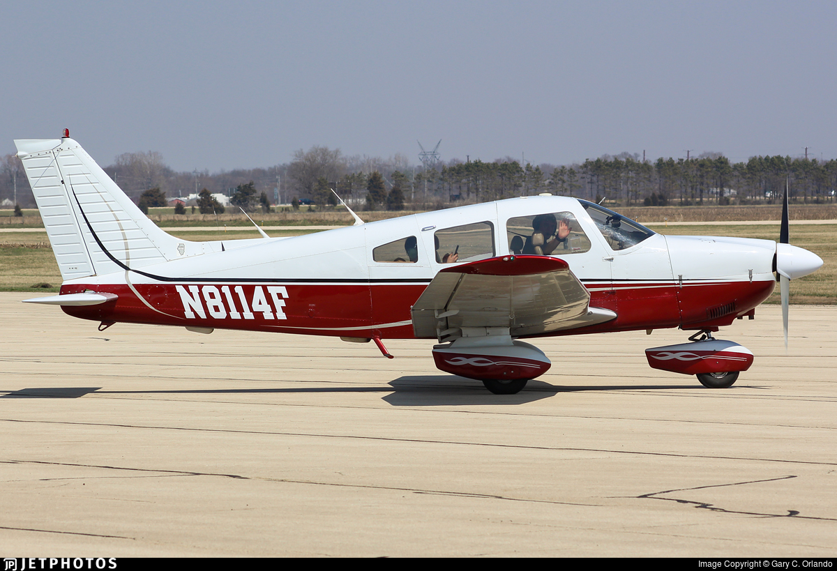 N8114F - Piper PA-28-181 Archer - Flying Country Club